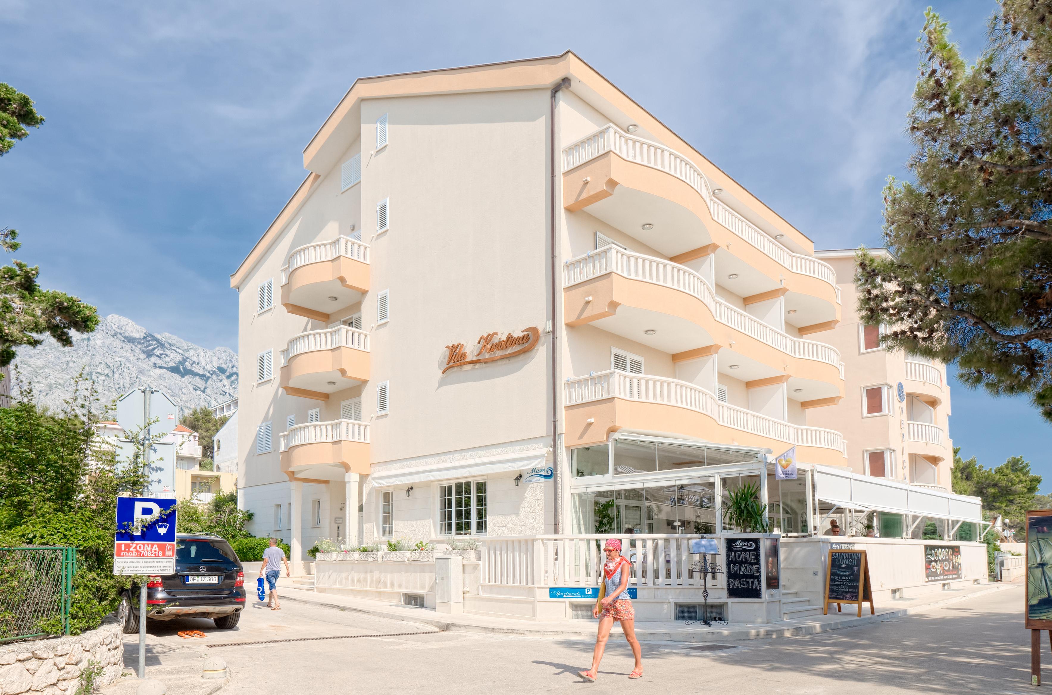 Villa Kristina Baška Voda